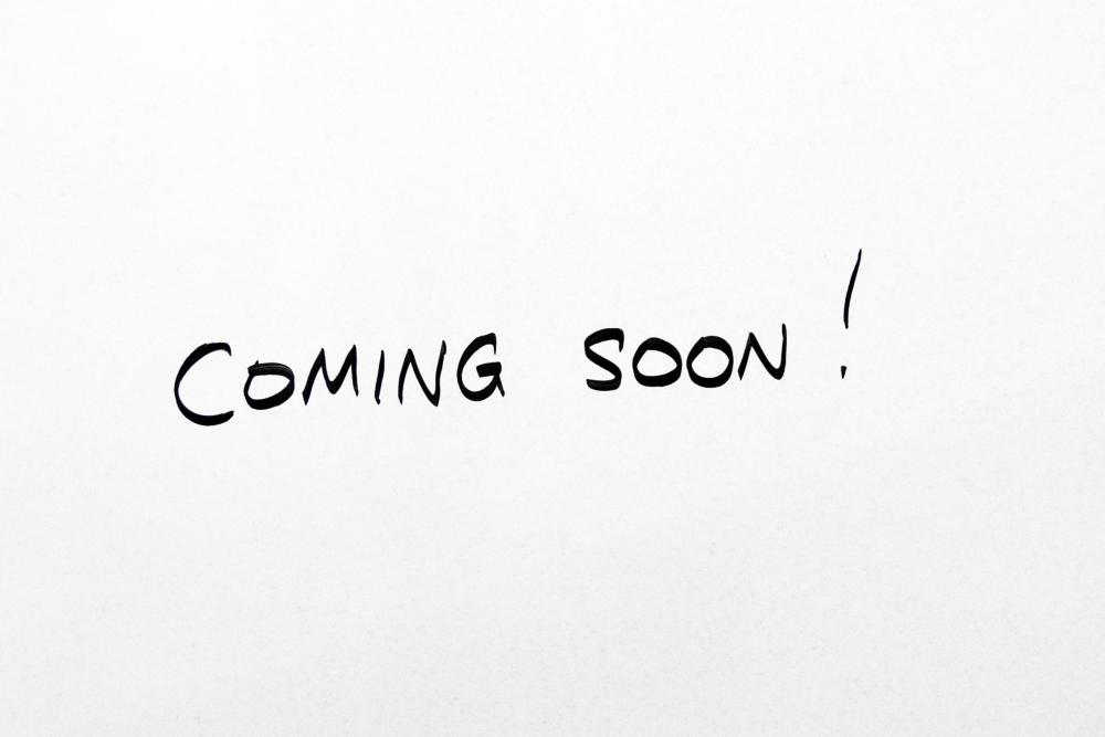 coming soon 22